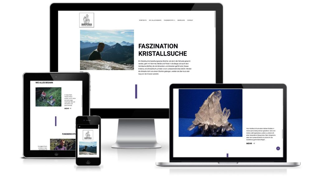 Gastgeber-devices-kristallsucher